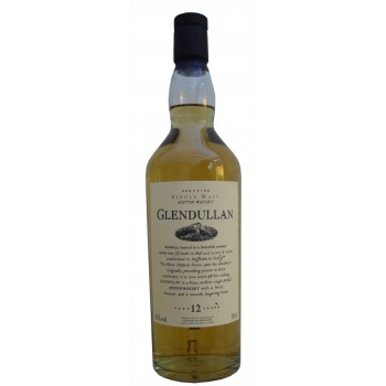 Glendullan 12 Year Old Flora & Fauna Series Single Malt Whisky