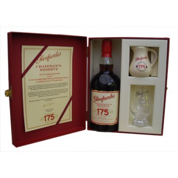 Glenfarclas 175th Anniversary Chairmans Reserve Single Malt Whis