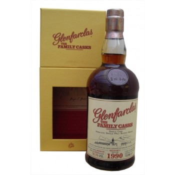 Glenfarclas 1990 Family Cask Single Malt Whisky
