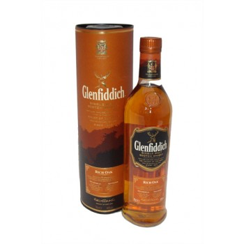 Glenfiddich 14 Year Old Rich Oak Single Malt Whisky