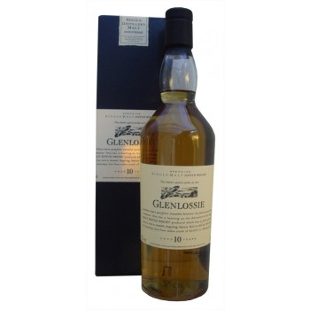 Glenlossie 10 Year Old Flora & Fauna Series Single Malt Whisky