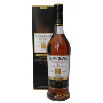 Glenmorangie Quinta Ruban Single Malt Whisky