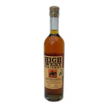 High West Rendezvous Straight Rye Whiskey