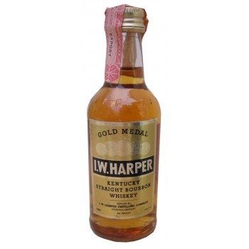 I.W.Harper Bourbon 86 Proof Miniature