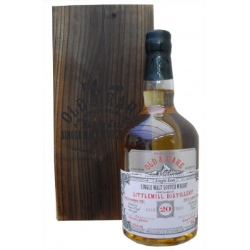 Littlemill 1991 20 Year Old Single Malt Whisky