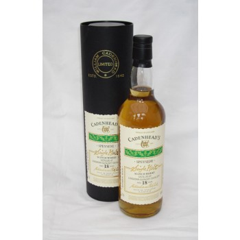Longmorn 1990 18 Year Old Single Malt Whisky