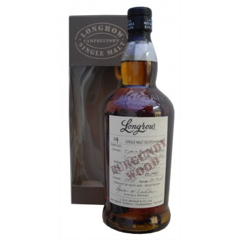 Longrow 1997 14 Year Old Burgundy Finish Single Malt Whisky