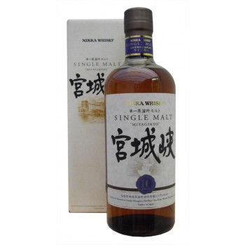 Nikka Miyagikyo 10 Year Old Single Malt Whisky