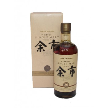 Nikka Yoichi 20 Year Old Single Malt Whisky