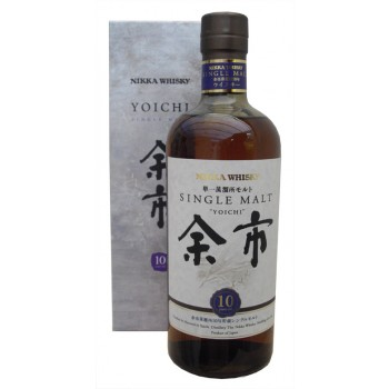 Nikka Yoichi 10 Year Old Single Malt Whisky