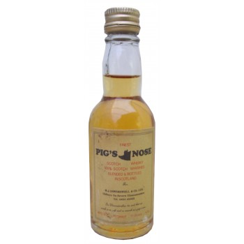 Pigs Nose 70 Proof Miniature