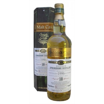 Springbank 1996 10 Year Old Single Malt Whisky