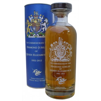 St Georges Diamond Jubilee Limited Release Single Malt Whisky