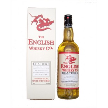St Georges Chapter 6 Single Malt Whisky
