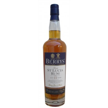 Berry's 11 Year Old St Lucia Rum