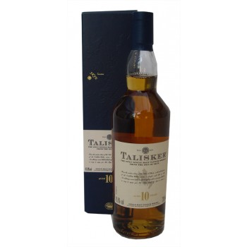 Talisker 10 Year Old 20cl Single Malt Whisky