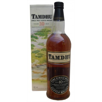 Tamdhu 10 Year Old 75cl Single Malt Whisky