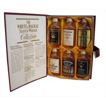 Whyte & Mackay Scotch Whisky Collection