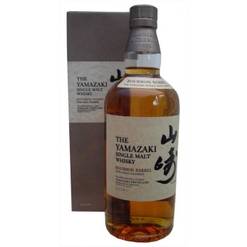Yamazaki Bourbon Barrel Single Malt Whisky