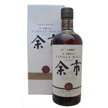 Nikka Yoichi 12 Year Old Single Malt Whisky