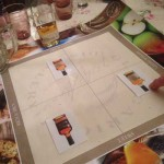 Defining the flavour map